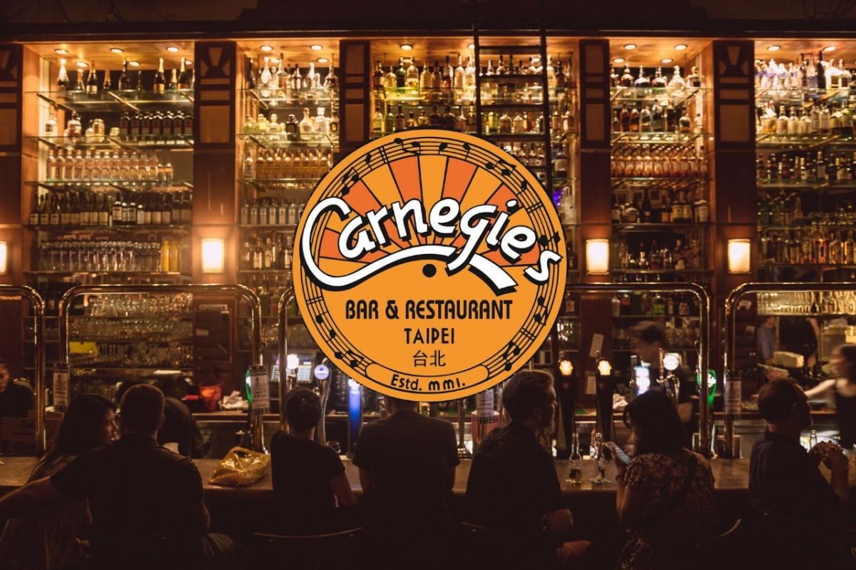 A Look into Bars in Taipei and Bar Owner Insights: #2 Carnegie's Taipei