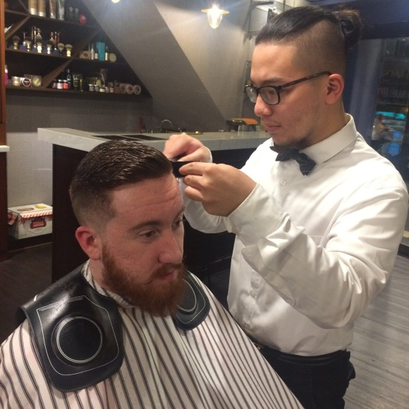 Taipeis Craftsmanship Barber Shop The Best Haircut And Beard Trim