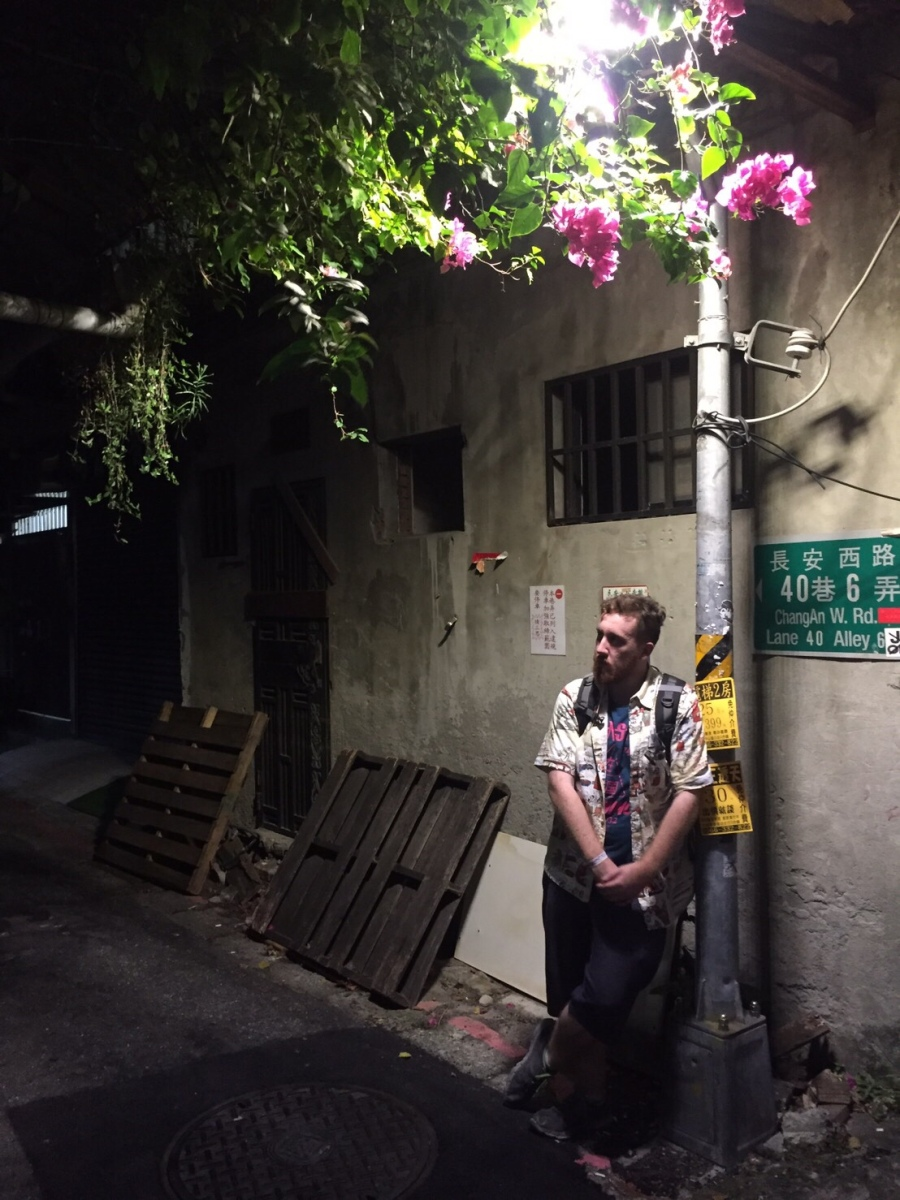 Being Thankful in Taiwan: Learning to Get Past Awkwardness and Move On