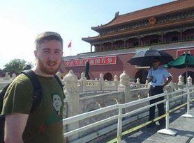 Mossy in Beijing