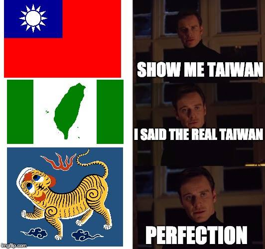 Taiwan - PERFECTION!