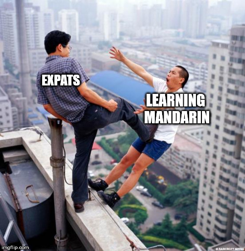 Expats learning Mandarin