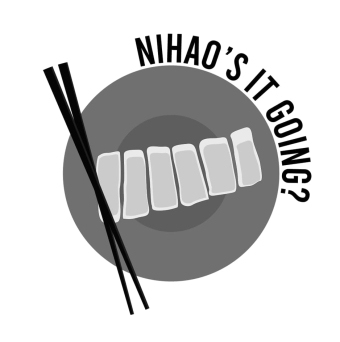 Nihao's It Going? Logo